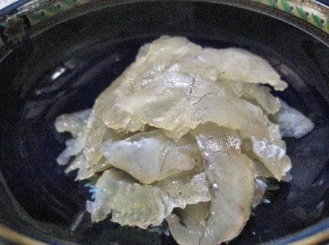 ヒラメ の 昆布 締め